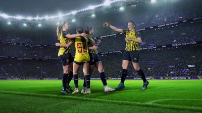 Football Manager z drużynami żeńskiej piłki nożnej. Po raz pierwszy w historii
