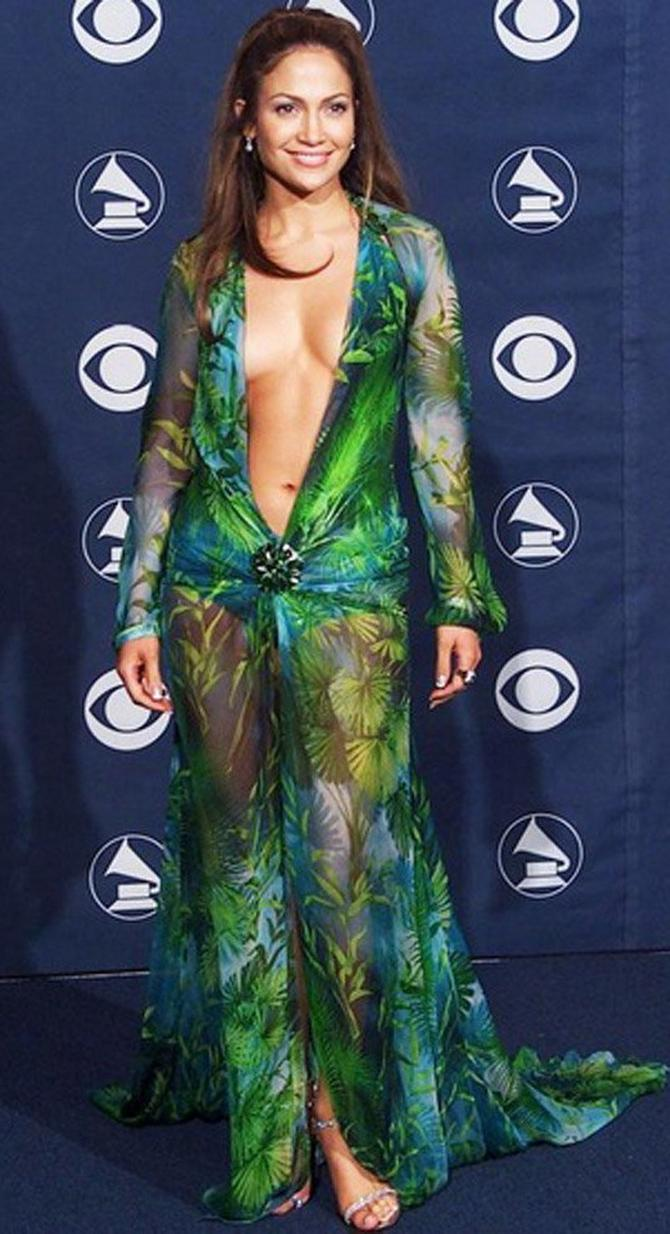 Dženifer Lopez u legendarnoj Versače haljini