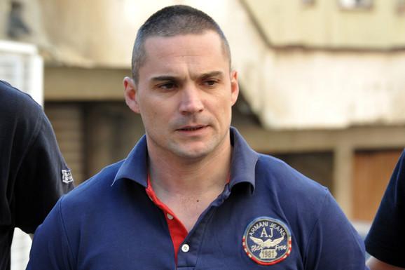 Vladimir Božović, jedan od dvojice optuženih za ubistvo pogrebnika