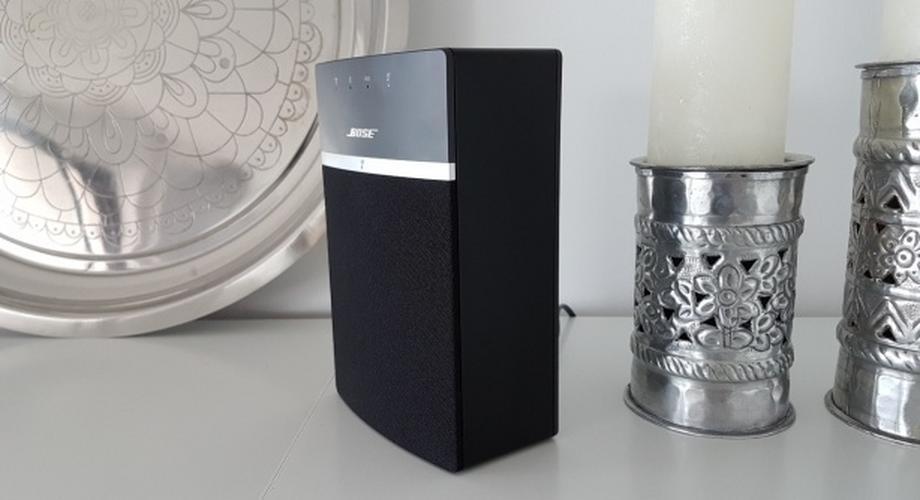 SoundTouch 10: kompakter Multiroom-Speaker im Test