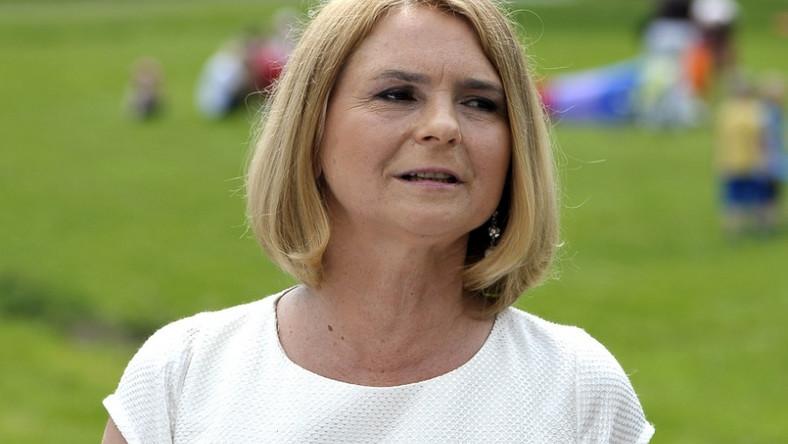 Żona premiera jak gwiazda - Małgorzata Tusk wie, co w modzie piszczy