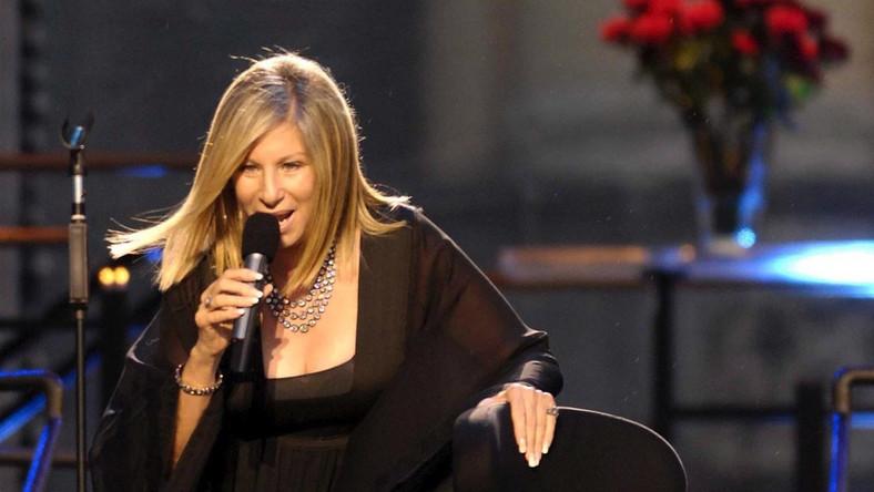 Barbara Streisand wyruszy latem w trasę koncertową po Europie