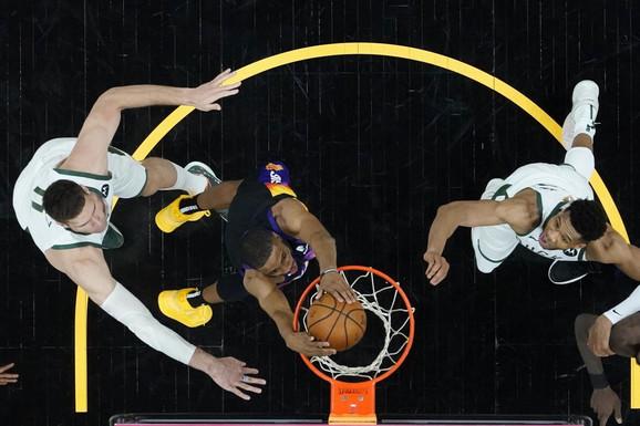 NOĆ ZA ISTORIJU! Fantastično NBA finale, ovo nije viđeno od ere Majkla Džordana - ali je presudio jedan drugi oboreni rekord! /VIDEO/