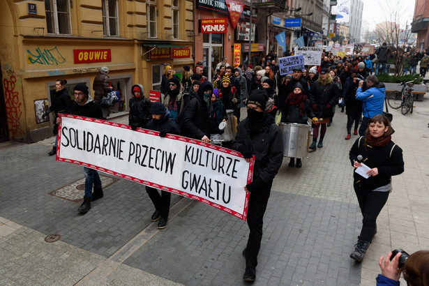 Manifa odbyła się również w Poznaniu 5 marca 2016