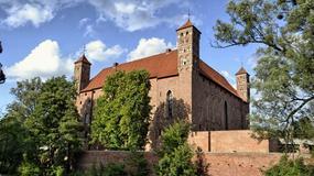 Zamek w Lidzbarku Warmińskim - i biskupi swoje zamki budowali