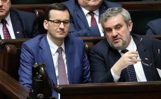 Morawiecki: Nie ma dzisiaj planów dotyczących repolonizacji mediów