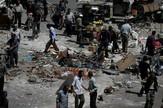 Današnja scena sa ulica Damaska