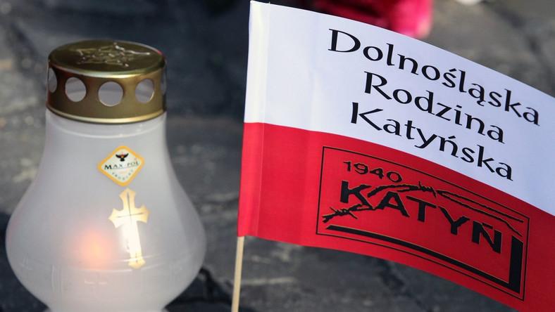 Pielgrzymka rodzin katyńskich wróciła do Warszawy