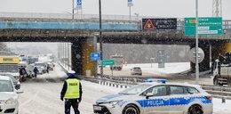 Drogowy armagedon na Śląsku. Kierowcy uwięzieni w samochodach!