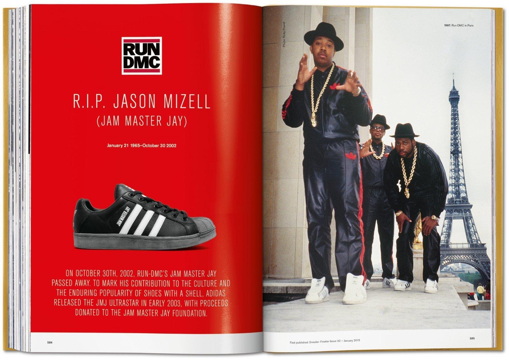 """Aus dem """"Adidas Superstars""""-Kapitel im """"Ultimate Sneaker Book"""" vom Taschen Verlag"""