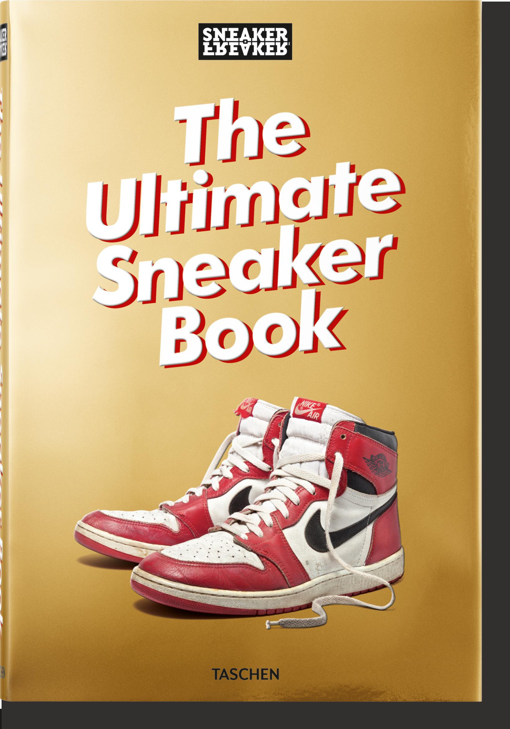 """""""The Ultimate Sneaker Book"""" vom Taschen Verlag: kein Lexikon, sondern eine Bibel"""