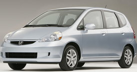 Honda Fit I (2007&nbsp-&nbsp2008)