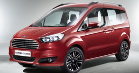 Ford Tourneo Courier (2014&nbsp-&nbsp)