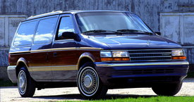 Plymouth Voyager III (1990&nbsp-&nbsp1995)
