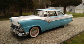 Ford Crown Victoria I (1955&nbsp-&nbsp1956)