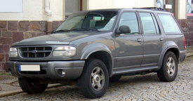 Ford Explorer II (1994&nbsp-&nbsp2003)