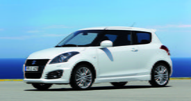 Suzuki Swift III (2010&nbsp-&nbsp)