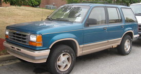 Ford Explorer I (1990&nbsp-&nbsp1994)
