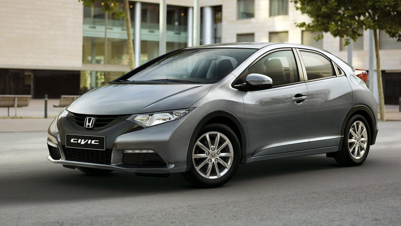 Honda Civic IX (2011 - 2015) Hatchback Civic 1.8 Lifestyle ADAS I aut wersja 5-drzwiowa, Benzynowy, Automatyczna skrzynia biegów, 1798cm3 - 142KM, 1381kg