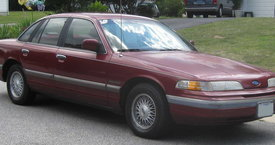 Ford Crown Victoria III (1991&nbsp-&nbsp1997)