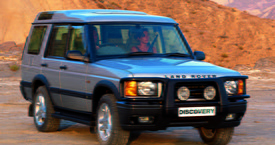 Land Rover Discovery II (1998&nbsp-&nbsp2004)
