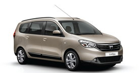 Dacia Lodgy (2012&nbsp-&nbsp)