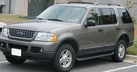 Ford Explorer III (2000&nbsp-&nbsp2005)