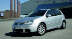 Volkswagen Golf V (2004 - 2008)