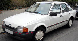 Ford Escort IV (1986&nbsp-&nbsp1990)