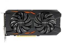 Gigabyte GeForce GTX 1050 Ti Windforce OC (GV-N105TWF2OC-4GD)