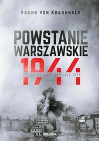 Bellona Powstanie Warszawskie 1944 - HANNS VON KRANNHALS