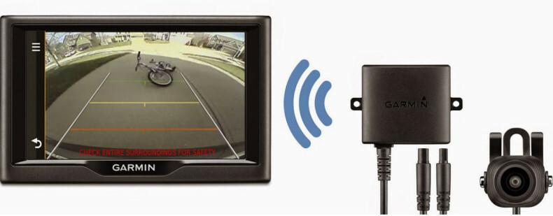 Garmin BC30 bezprzewodowa kamera cofania 010-12242-00