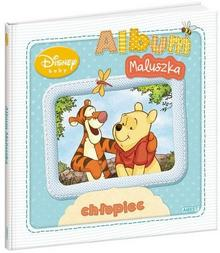 Album Maluszka chłopiec