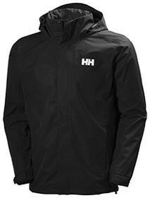 Helly Hansen mężczyzn dublińskiej Jacket kurtka przeciwdeszczowa, czarny, XXL 62643_990-2XL
