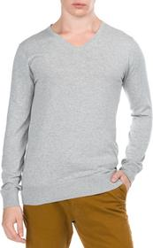 Scotch & Soda Sweter Szary L (169927)