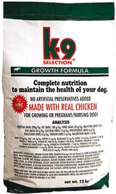 K9 Selection Growth 20Kg