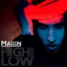 High End Of Low CD) Marilyn Manson
