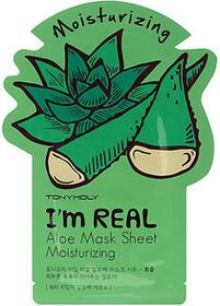 TONY MOLY TONY MOLY I'm Real Aloe Nawilżająca Maska w Płachcie TONY-1831