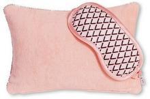Moeve Opaska na oczy z poduszką do spania Miss Moeve Peach