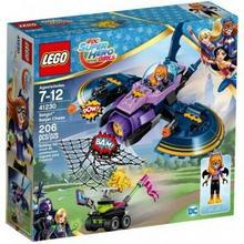 LEGO DC Super Hero Girls Batgirl i pościg Batjetem 41230