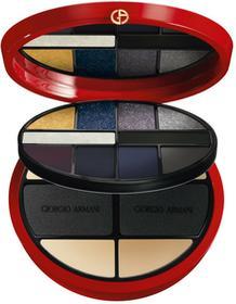 Giorgio Armani Oczy Paleta do makijażu Limitowana edycja Świąteczna Zestaw do makijażu
