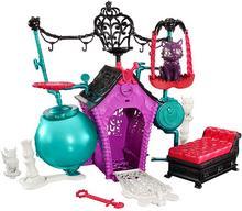 Mattel Monster High Secret Creeper Domek Kotka BDF06 + GRATIS 3 maskotki 746775299460