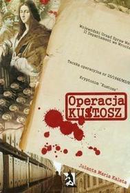 Psychoskok Operacja Kustosz - Jolanta Maria Kaleta