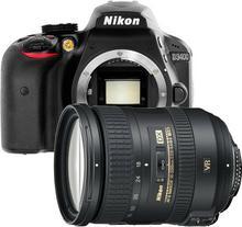 Nikon D3400 + AF-S 18-200 VR II czarny