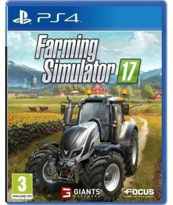 Farming Simulator 2017 PS4