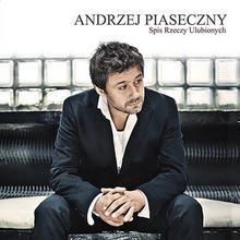Spis Rzeczy ulubionych Winyl Andrzej Piaseczny