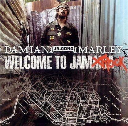 Welcome To Jamrock CD) Damian Marley