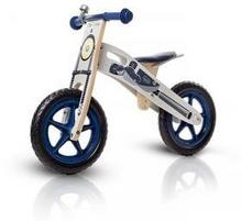 KinderKraft Runner Motocykl niebieski