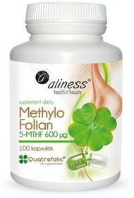 MEDICALINE Aliness Methylo Folian 5-mthf 600 g x 100 kaps