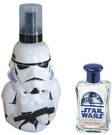 Disney Star Wars zestaw na prezent EDT, pianka łazienka i szampon, 1er Pack (1 X 2 sztuki) 2621
